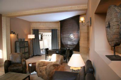 Chalet-montagne-Alaya-Avoriaz-JMV-Resort-salon-intérieur chaleureux
