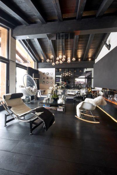 Appartement-Les-Airelles-montagne-Val-D'Isere-JMV-Resort-salon-canapé