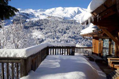 Chalet-P-montagne-Meribel-JMV-Resort-neige-terrasse-bois