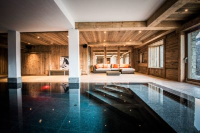 Chalet-Queen-Mijane-montagne-Meribel-JMV-Resort-piscine-bois-spa