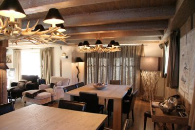 Chalet-R-montagne-Meribel-JMV-Resort-salle à manger