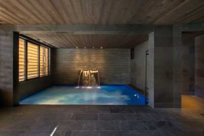 Chalet-SHL-montagne-Meribel-JMV-Resort-piscine-spa