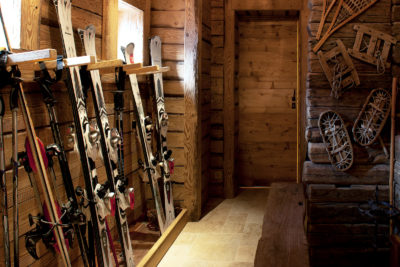 Chalet-SHL-montagne-Meribel-JMV-Resort - Skiroom