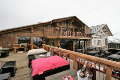 Folie-Douce-montagne-Saint-Gervais-Alpes-JMV-Resort-architectes terrasse