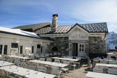 Folie-Douce-restaurant-montagne-Val-D'Isere-Savoie-JMV-Resort-architectes extérieur
