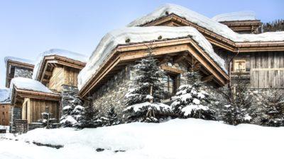 Hôtel-La-Mourra-montagne-Val-D'Isere-JMV-Resort-neige-devanture