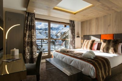 Hôtel-Taj-I-Mah-montagne-Les-Arcs-Savoie-JMV-Resort-architectes chambre