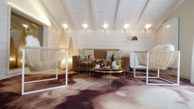 Hôtel-Tsanteleina-Val-D'Isere-JMV-Resort-architectes salon blanc 3