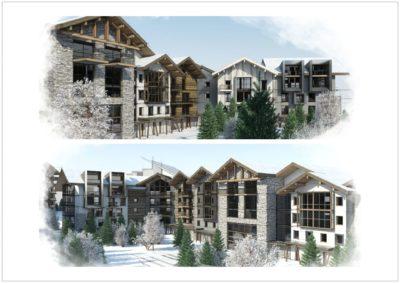 Projet urbanisme Alpe d'huez Isère (4)