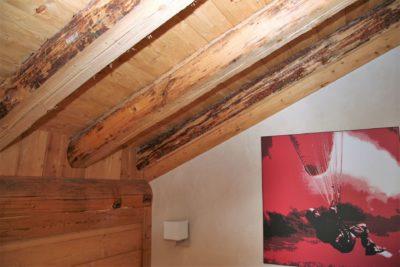 Résidence-Le-Cortina-Les-2-Alpes-JMV-Resort-architectes tableau poutre bois