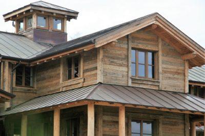 Ranch-Larchant-JMVResort - devanture bois - fenêtres