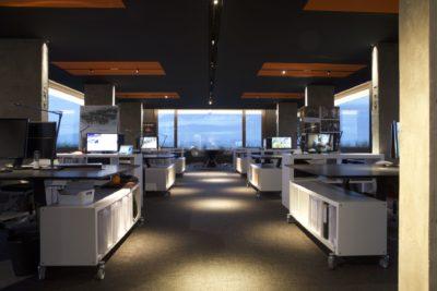 Showroom-JMV-Resort-Bourdeau-bureaux-agence-architecture-lac du bourget-montagne