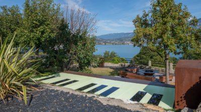Maison Bourdeau - vue sur lac du bourget et montagne- piano géant - jardin -JMV Resort