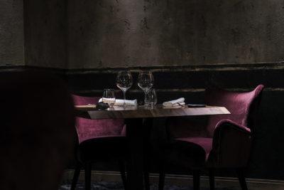 Hôtel-Daria I Nor-Alpe d'Huez-JMV-Resort-salle de restaurant- sièges- table