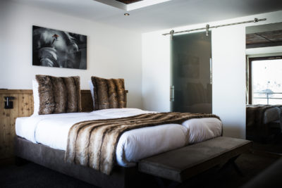 Hôtel-Daria I Nor-Alpe d'Huez-JMV-Resort-chambre- lit