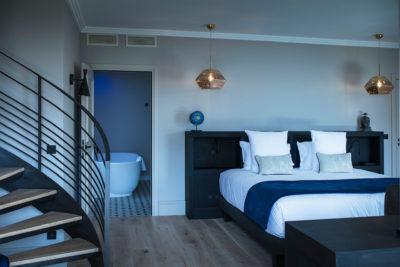 Hôtel l'Incomparable -Tresserve - montagne - Jmv resort - architecture - chambre - intérieur