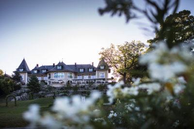 Hôtel l'Incomparable -Tresserve - montagne - Jmv resort - architecture - extérieur -