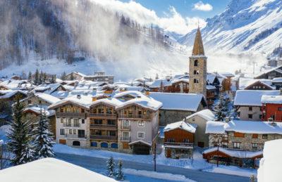 Résidence - ASPEN Les suites des 5 frères - Val d'Isère - montagne - architecture - jmv resort - extérieur -