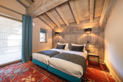 Résidence - ASPEN Les suites des 5 frères - Val d'Isère - montagne - architecture - jmv resort - chambre