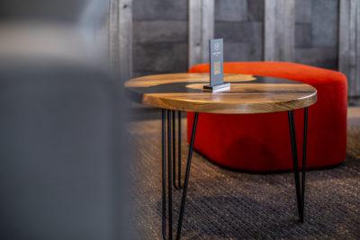 Chalet-Aspen - Avoriaz - montagne - architecture - intérieur - détail - luxe - table basse