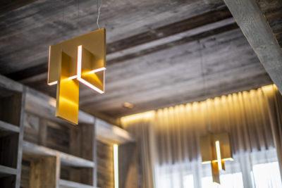 Chalet-Aspen - Avoriaz - montagne - architecture - luminaires - détail - luxe