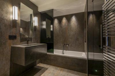 Chalet-Aspen - Avoriaz - montagne - architecture - intérieur- salle de bain- luxe