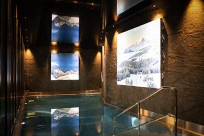 Chalet Aspen - Avoriaz - architecture - montagne - ski -JMV Resort - piscine