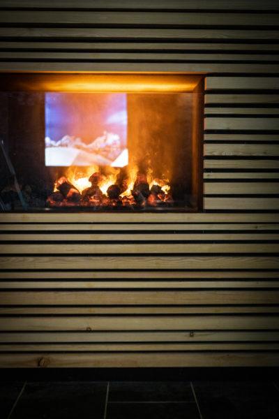 Chalet Aspen - Avoriaz - architecture - montagne - ski -JMV Resort - cheminée