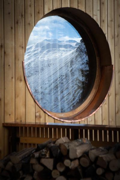 Chalet Aspen - Avoriaz - architecture - montagne - JMV Resort - fenêtre - bardage - bois